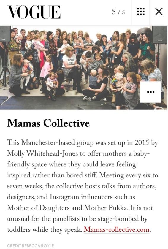 MamasCollectiveVogue
